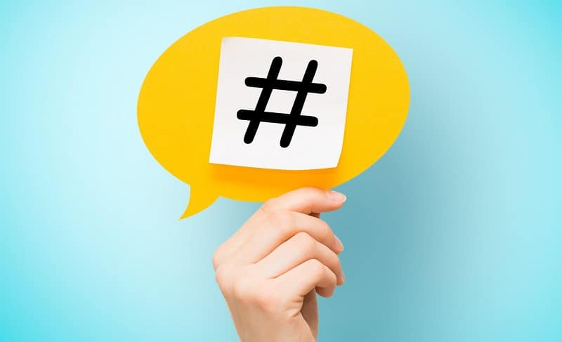 creating a hashtag marketing campaign